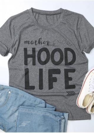 Motherhood Life T-Shirt