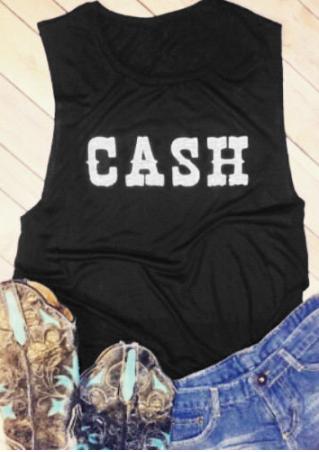 Cash O-Neck Tank