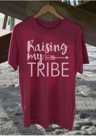 Raising My Tribe Arrow T-Shirt