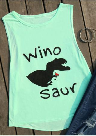 Winosaur Dinosaur Tank
