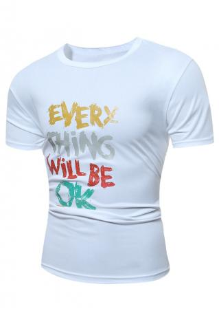 Every Thing Will Be Ok T-Shirt
