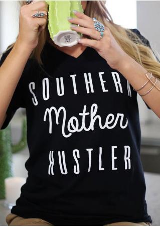 Southern Mother Hustler T-Shirt