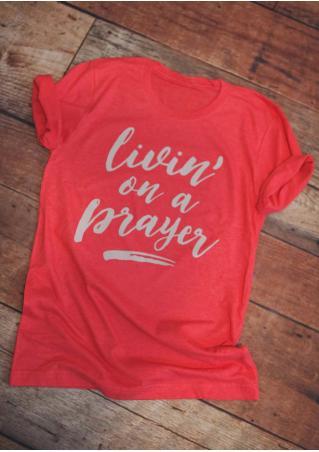 Livin' On A Prayer T-Shirt