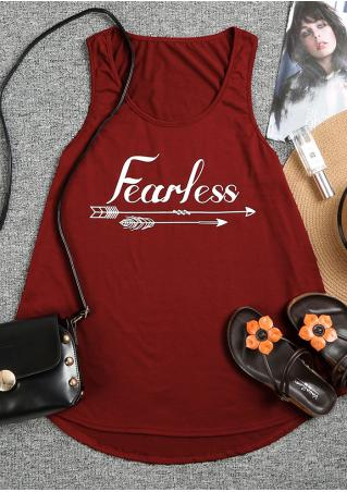 Fearless Arrow Tank
