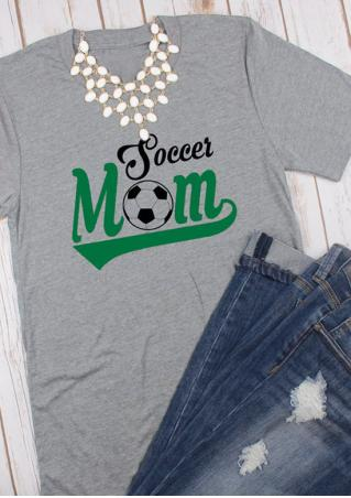 Soccer Mom T-Shirt without Necklace
