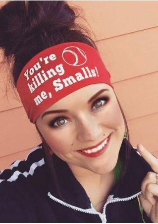 You're Killing Me Smalls Headband