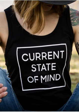 Current State Of Mind Tank