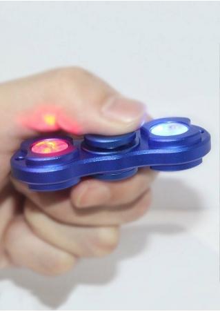 LED Light Finger Fidget Spinner