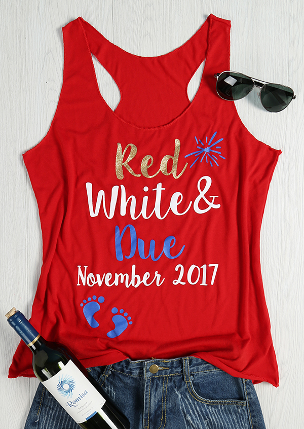 Red White Amp Due November 2017 Tank Fairyseason