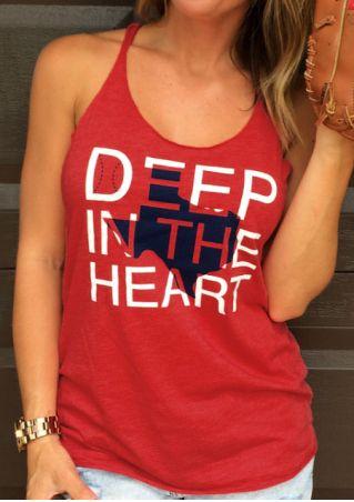 Deep In The Heart Tank Deep