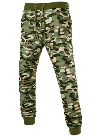 9c320d6e3a Camouflage Printed Pocket Drawstring Pants. Camouflage Printed Pocket  Drawstring Pants. $15.29. Solid Pocket Cargo Shorts without Belt