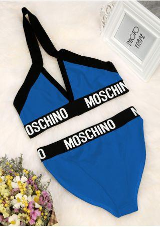 Moschino Sexy Bikini Set