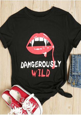 Dangerously Wild Best Friends T-Shirt