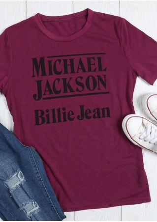 Michael Jackson Billie Jean T-Shirt
