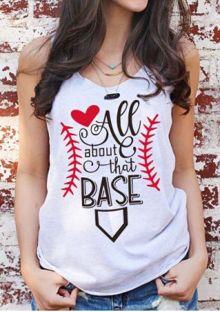 All About That Base Tank without Necklace All