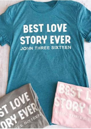 Best Love Story Ever T-Shirt