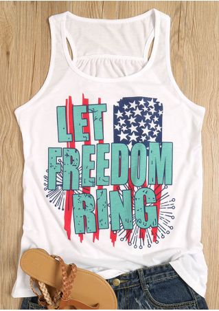 Let Freedom Ring Tank