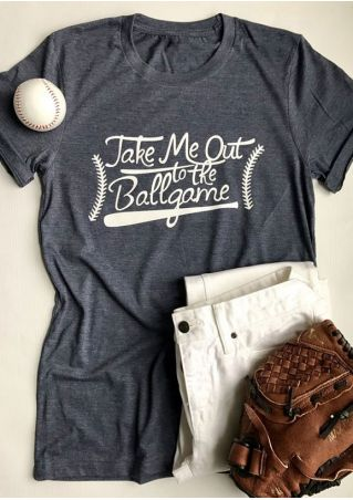 Take Me Out To The Ballgame T-Shirt