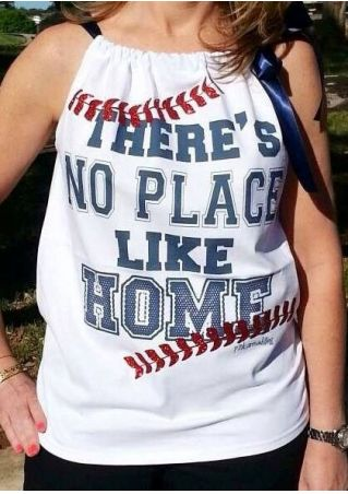 There's No Place Like Home Casual Tank