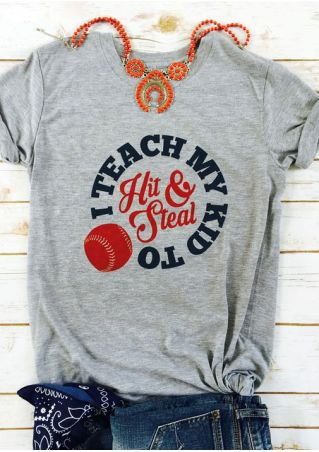 I Teach My Kid T-Shirt