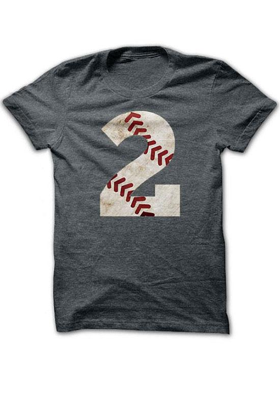Image of 2 O-Neck Short Sleeve T-Shirt