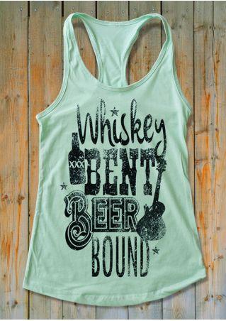 Whiskey Bent Beer Bound Tank