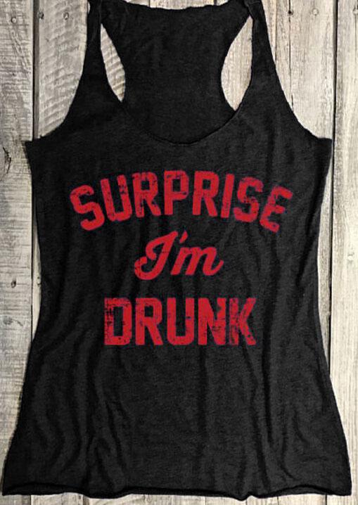 Surprise I'm Drunk Tank фото