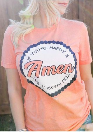 You Know It Say Amen T-Shirt