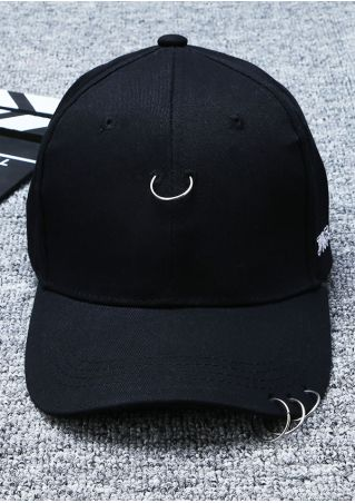 Embroidery Adjustable Baseball Hat