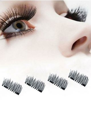 3D Soft Makeup Magnetic False Eyelashes