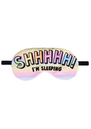 I'm Sleeping Sleep Eye Mask