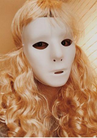 Halloween Solid Plastic Mask