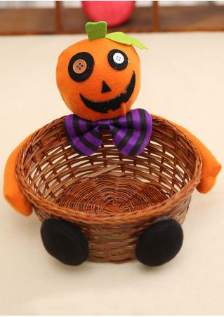 Halloween  Candy Cookie Gift Basket
