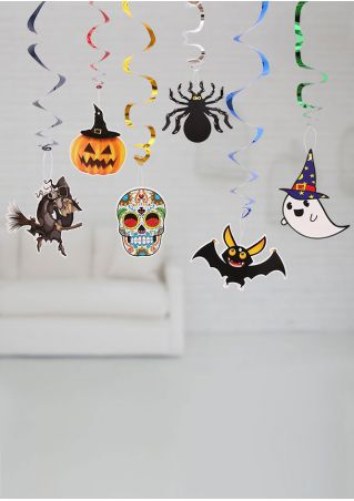 Halloween Ceiling Swirl Hanging Ornament