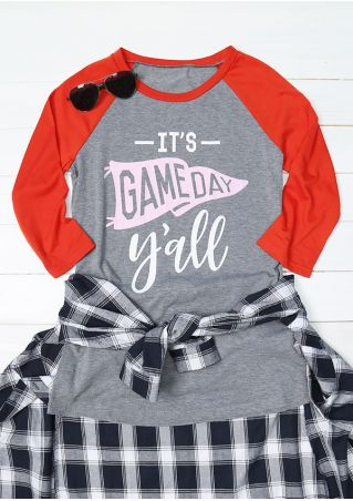 It's Gameday Y'all Baseball T-Shirt