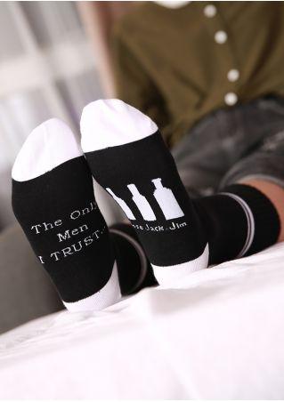 The Only Men I Trust Socks The