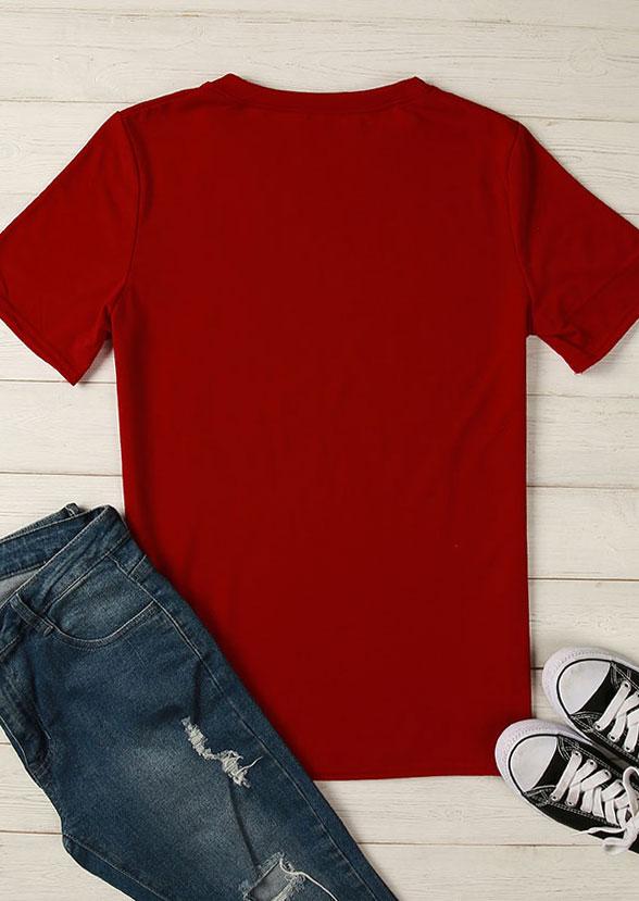 cd781e3d In Everything Give Thanks O-Neck T-Shirt - Fairyseason