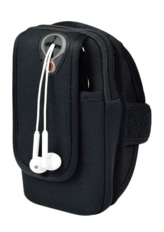 Mobile Phone Pouch Arm Bag
