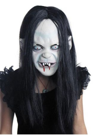 Halloween Cosplay The Grudge Mask