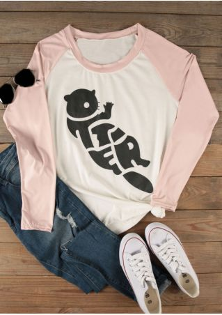 Other Bear Long Sleeve Baseball T-Shirt