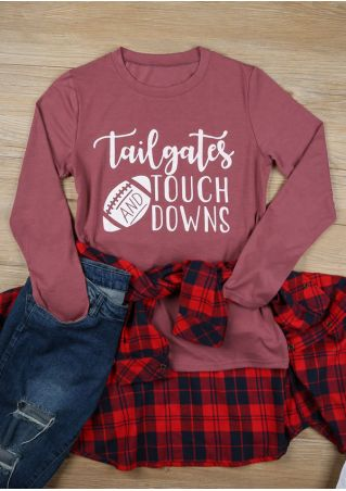 Tailgates And Touch Downs T-Shirt