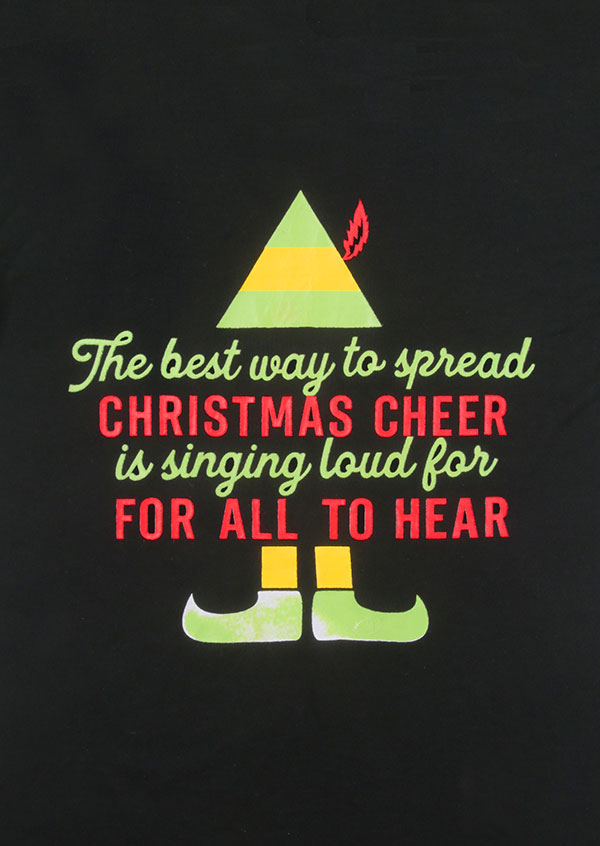 The Best Way To Spread Christmas Cheer.The Best Way To Spread Christmas Cheer Baseball T Shirt