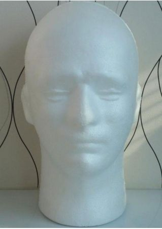 Female Foam Wig Hair Hat Display Head Model