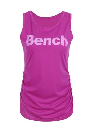 Beach Printed O-Neck Tank