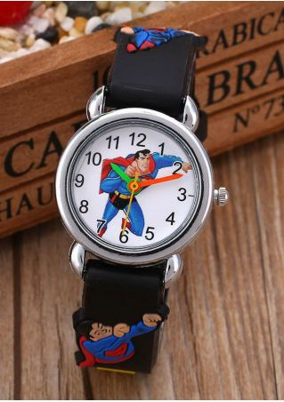 Children Cartoon Analog Quartz Wrist Watch