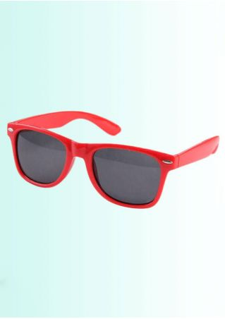 Children Retro UV 400 Blocking Sunglasses