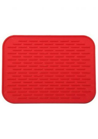Silicone Nonslip Heat-Resistant Pot Bowl Oven Mat Kitchenware