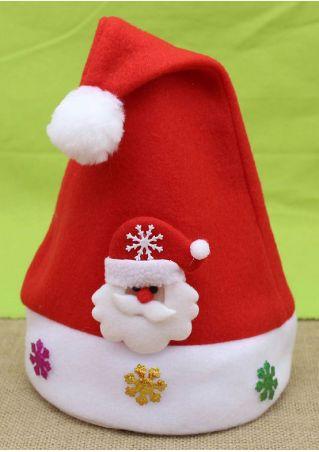 Christmas Santa & Snowman & Reindeer Hat