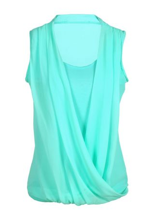 Solid Wrap Double-Layered Tank