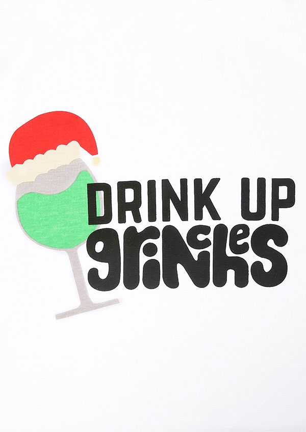 Christmas Drink Up Grinches Baseball T Shirt Fairyseason